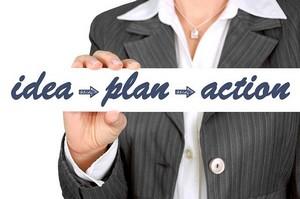 Comment   créer  une  entreprise : Les étapes