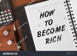 riche sans diplome