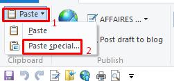 rédiger  un article dans  wordpress 7
