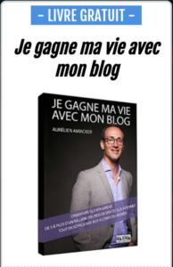 je gagne ma vie avec mon blog
