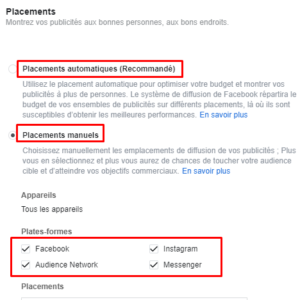 Erreur  publicité Facebook 3