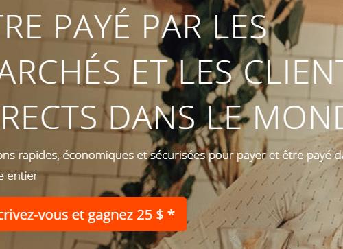 payoneer en Afrique: Comment  toucher ses paiements?