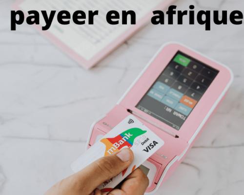 Payeer en afrique : Mon avis sur ce portefeuille en ligne