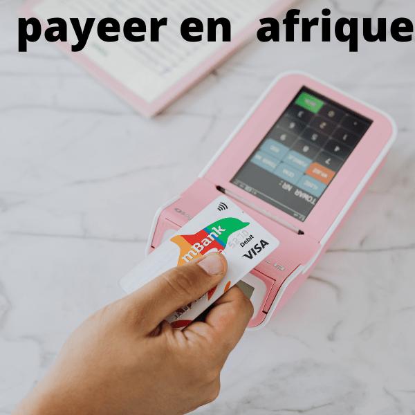 payeer en afrique