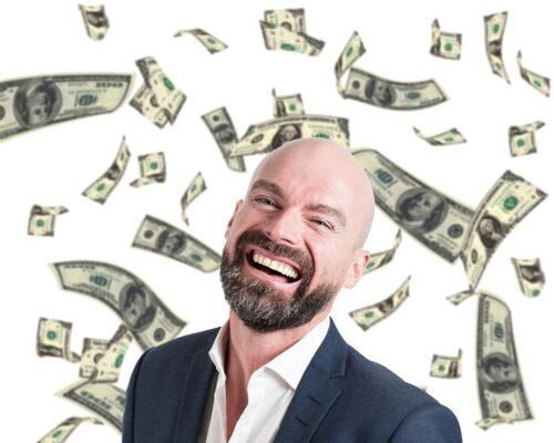 Comment devenir  riche  en rdc